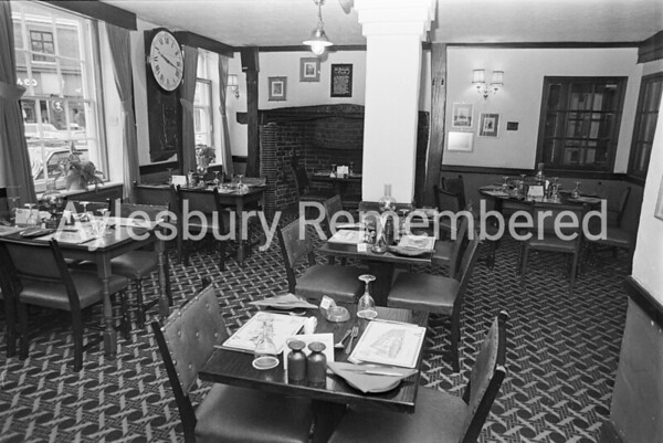 Red Lion, March 1987