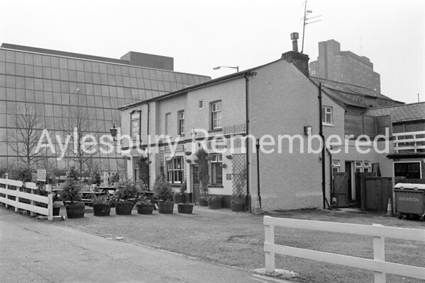 Ship Inn, Walton Street, May 1988