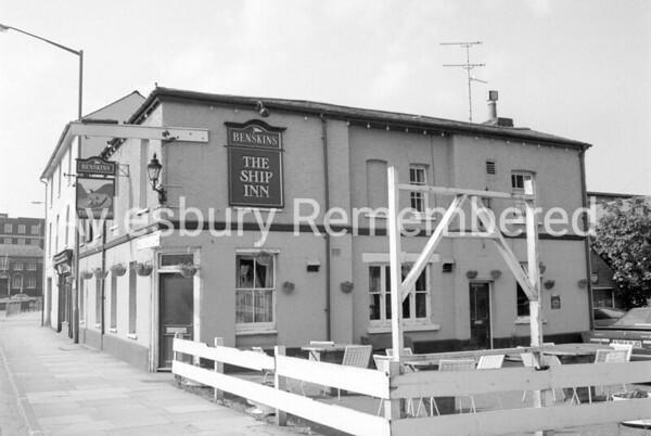 Ship Inn, May 1984