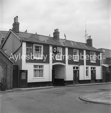 Star Hotel, Railway Street, 1963