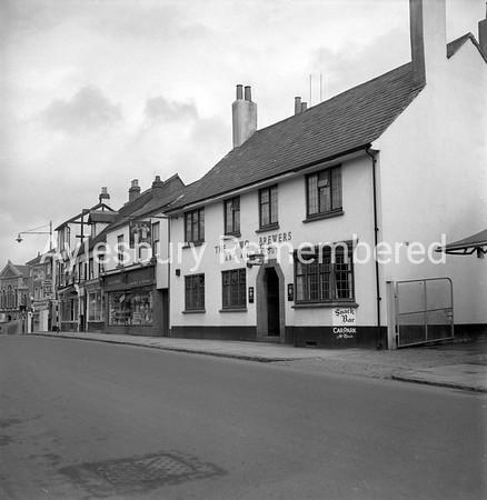 Two Brewers, Buckingham Street, 1963