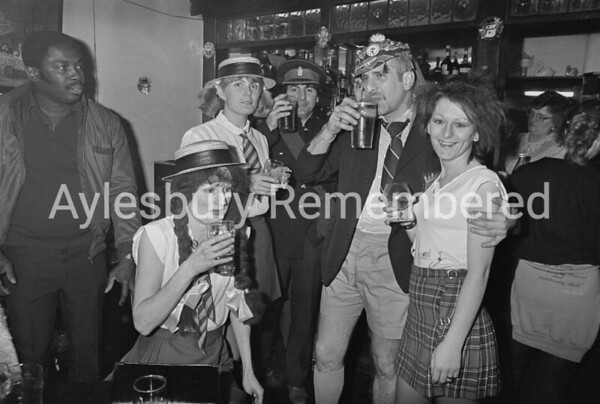 New Year's Eve at White Swan, Dec 31st 1982