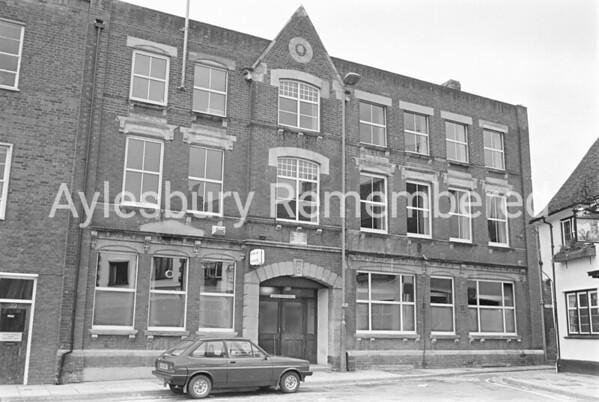 Victoria Club, Kingsbury, June 1987