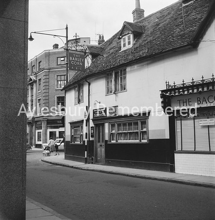 Barleycorn, Cambridge Street, 1963