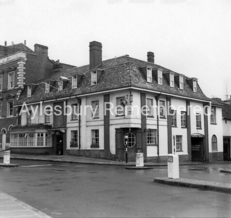 Bell Hotel, Market Square, 1963