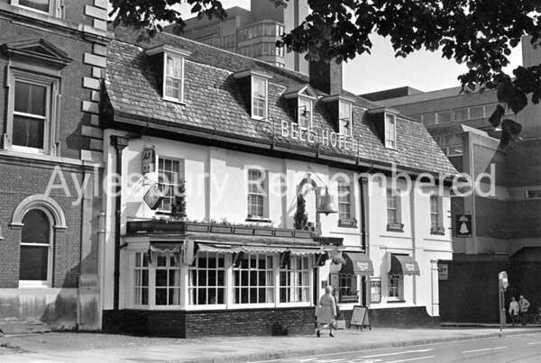 Bell Hotel, May 1984