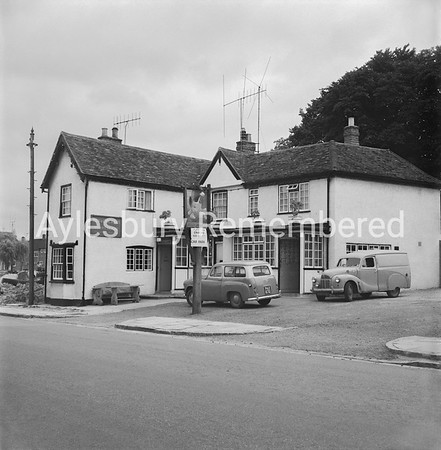 Hen & Chickens, Oxford Road, 1963