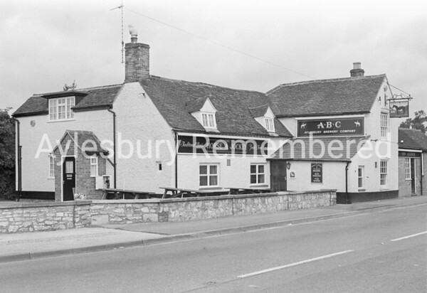 Horse & Jockey, Buckingham Road, Aug 1985