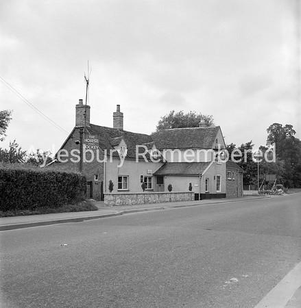 Horse & Jockey, Buckingham Road, early 1960s