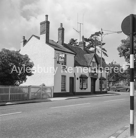 Horse & Jockey, Wendover Road, 1963