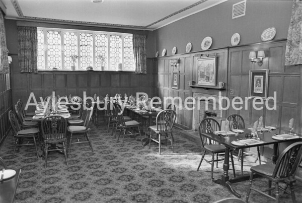 Kings Head, Oct 1983