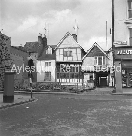Kings Head, Market Square, 1962