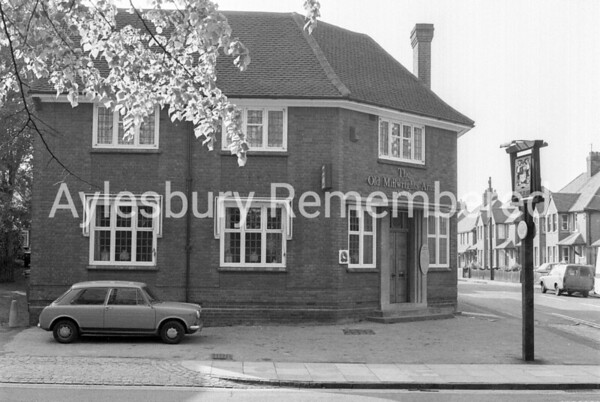 Old Millwrights Arms, May 1984