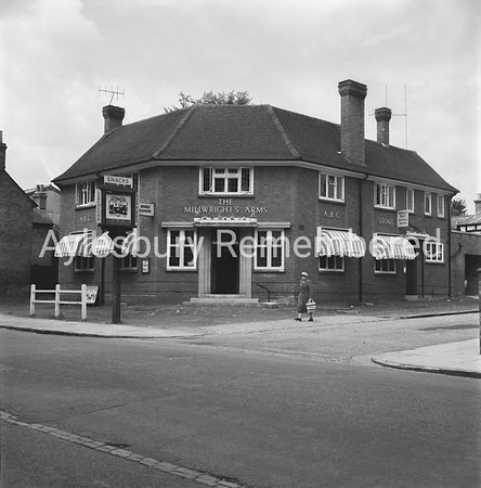 Millwrights Arms, Walton Road, 1963