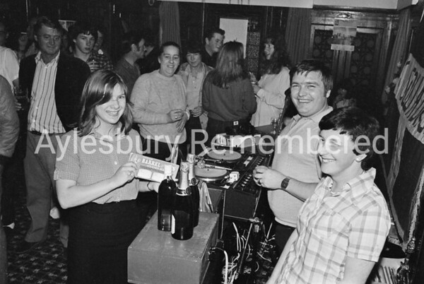 Old Plough & Harrow, June 1982