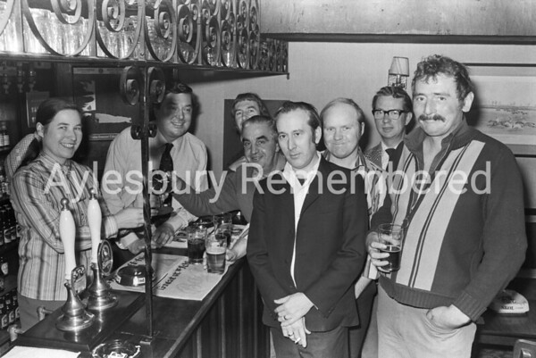 Queens Head, Oct 1979