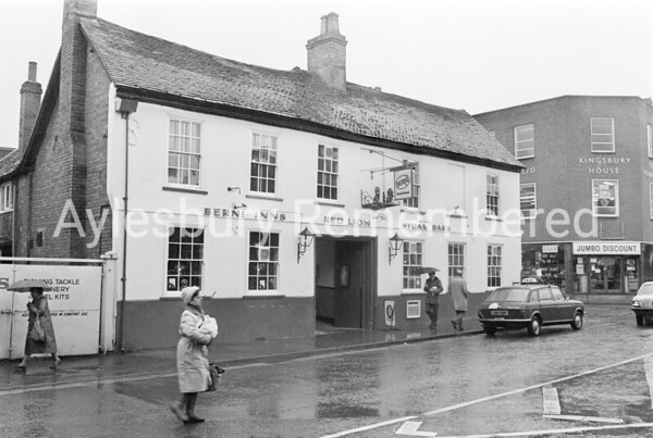Red Lion, March 1983