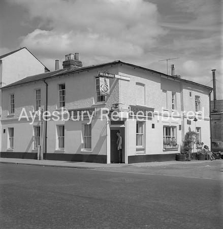 Ship, Walton Street, 1963