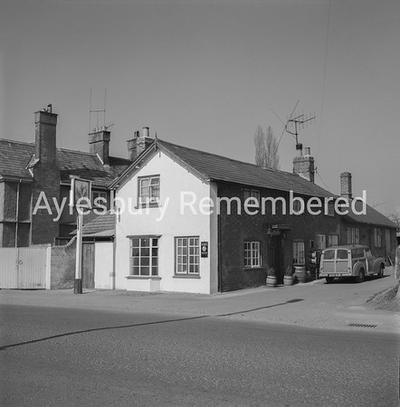 Three Pigeons, Wendover Road, 1963