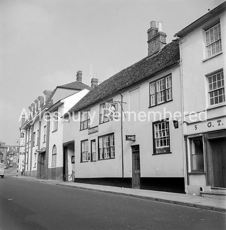 White Swan, Walton Street, 1963