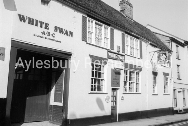 White Swan, May 1984