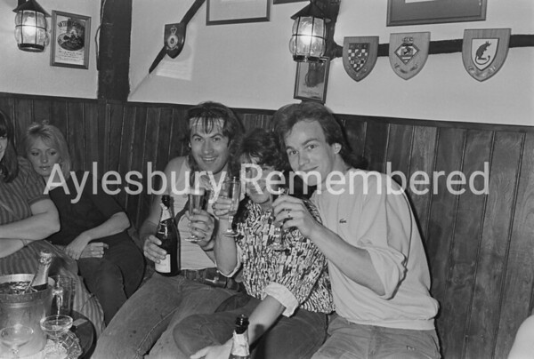 Marillion at the White Swan, July 1985
