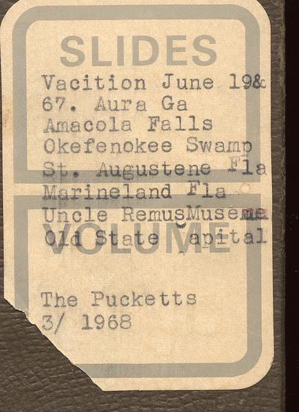 Puckett Old Family  Slides 7
