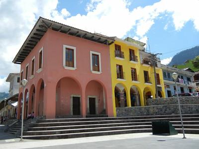 Pahuatlan And Tlacuilotepec, Puebla
