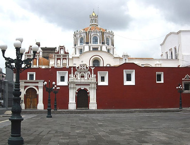 The City Of Puebla, Puebla