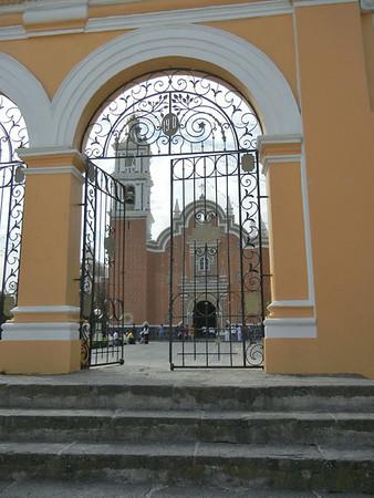 Tlaxcalancingo, Puebla