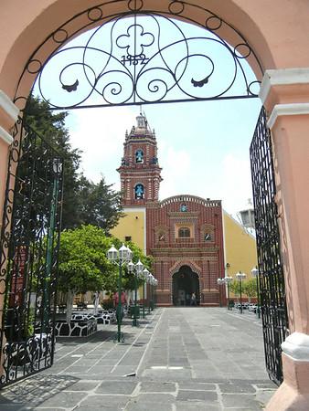 Tonantzintla, Puebla