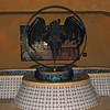 Bat Symbol at the Bacardi rum factory