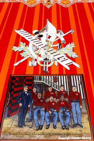 Art in fire station