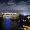 Royal Dutch Caribbean leaving the Dock 3