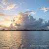 Sunrise on the Catano Ferry 2