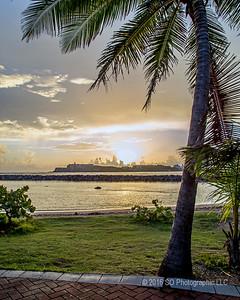 El Morro Sunrise
