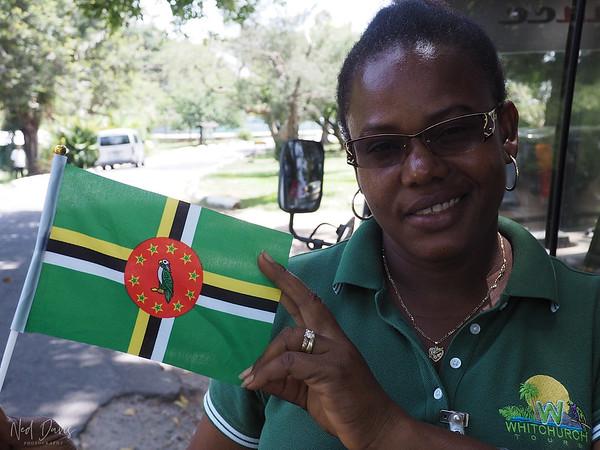 Tour Guide in Dominica