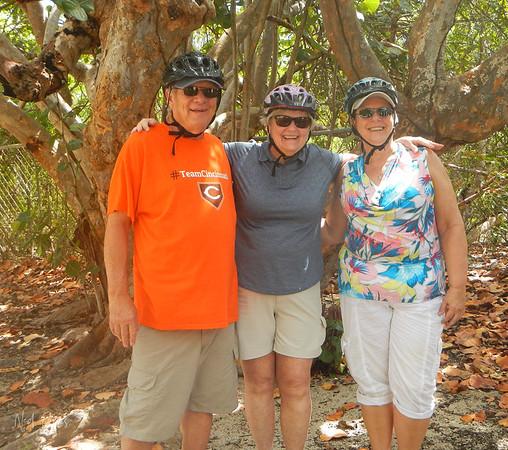 Chris, Mara & Pam
