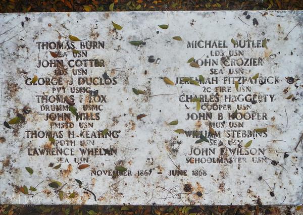 St. Patrick Church Yard Cemetery