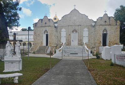 St. Patrick Church, Frederiksted, St. Croix, USVI - 1846