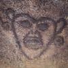 Petroglyph Face