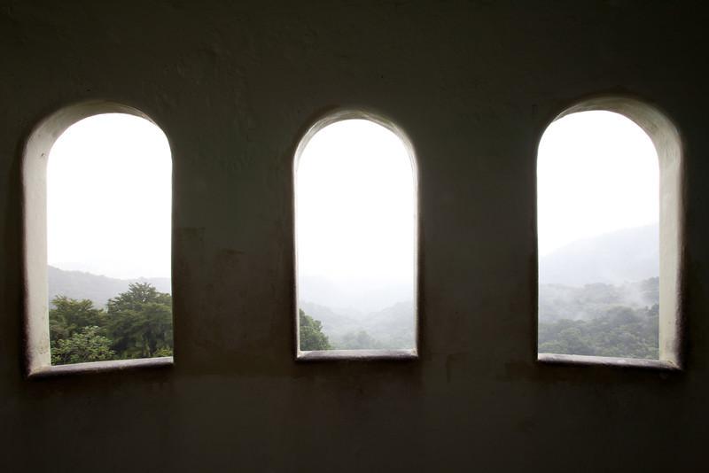 Yokahu Tower view. El Yunqe National Forest, PR<br /> <br /> PR-090803-0166