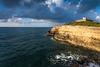 Gloden Cliffs
