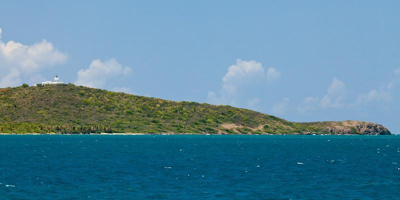 The Fajardo lighthouse was constructed at the highest point of Cape San Juan. Fajardo, PR<br /> <br /> PR-090810-0070