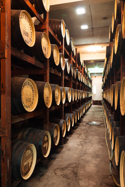 Hacienda Santa Ana Cellar