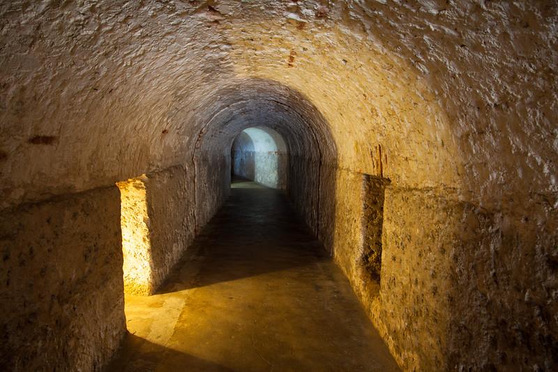 San Cristobal Tunnel