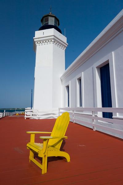 Arecibo Lighthouse Deck