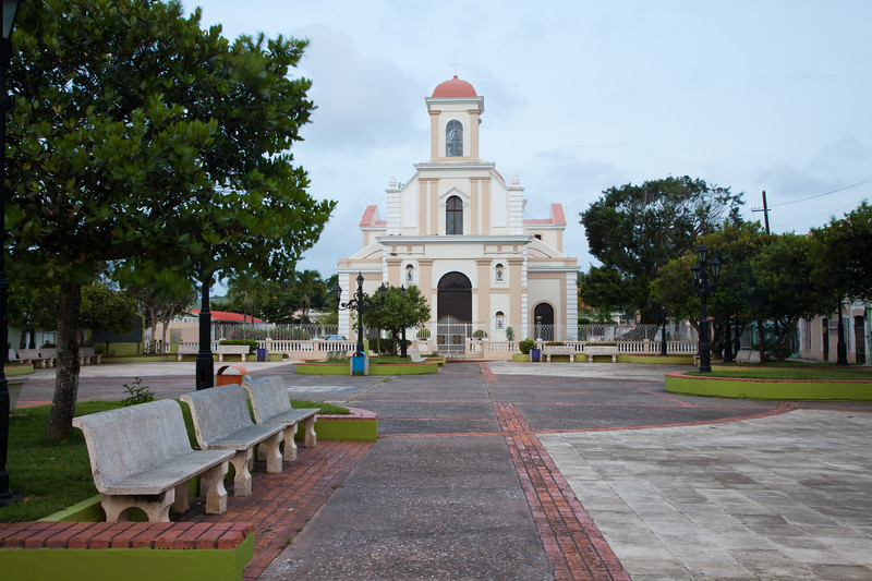 Vega Baja Town Square
