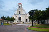 Vega Baja town square and church. Vega Baja, PR<br /> <br /> PR-090807-0174