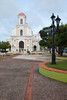 Vega Baja town square and church. Vega Baja, PR<br /> <br /> PR-090807-0170